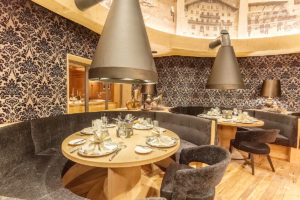 Fondue Restaurant Obergurgl